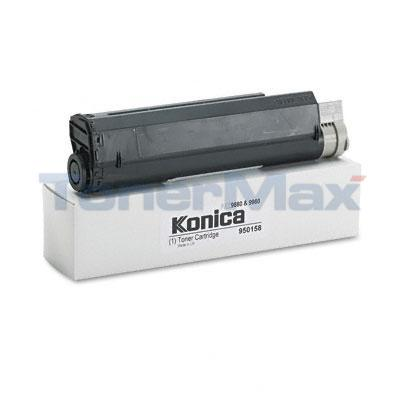 KONICA 9925 TONER CARTRIDGE BLACK